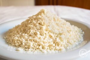 panko is a specific kind of bread crumbs especially used in the Japanese kitchen but fast invading the rest of the world