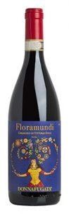 Donnafugata produced this Nero d'Avola and Frappato wine called Floramundi