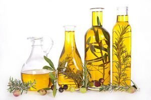 different kinds of aromatized oils