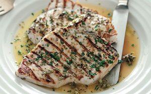 swordfish grilled